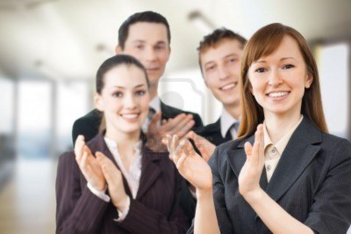 Młodzi ludzie w zawodzie doradcy