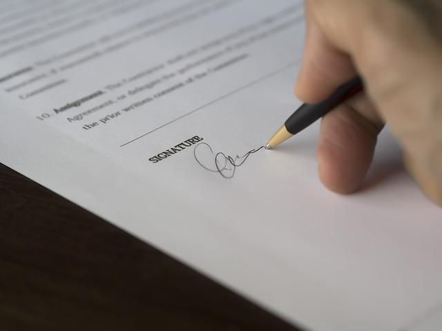umowa o dzielo jak funkcjonuje